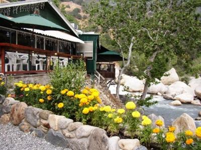 The Gateway Restaurant & Lodge