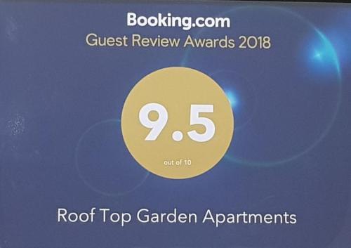 Roof Top Garden Apartments