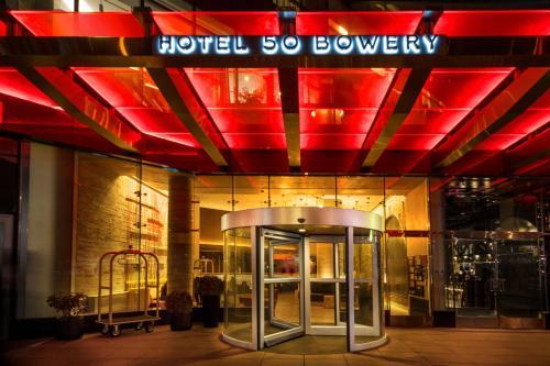 Hotel 50 Bowery