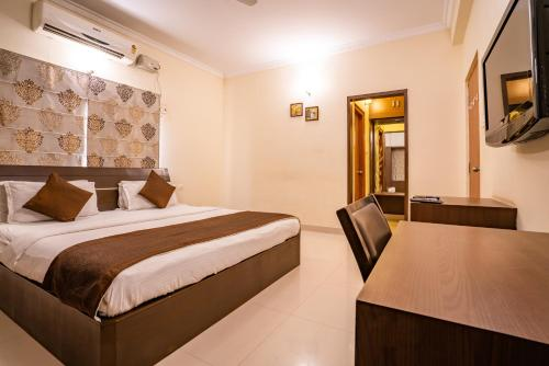 The 10 Best 4 Star Hotels In Hyderabad India Booking Com