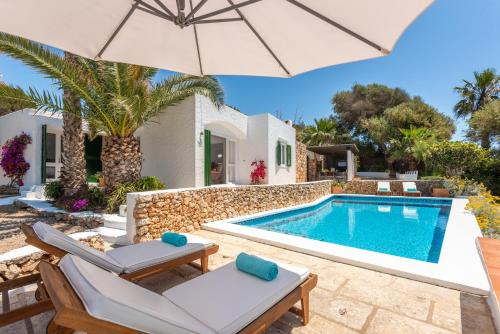 De 10 beste villas in Sant Lluís, Spanje | Booking.com