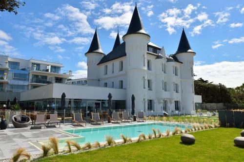 Château des Tourelles, Hôtel Thalasso Spa Baie de La Baule