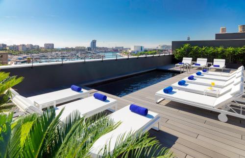 Die 10 Besten Hotels Am Strand In Barcelona Spanien Booking Com