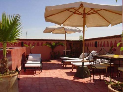 Les 10 meilleures maisons d 39 h tes marrakech maroc - Chambre chez l habitant marrakech ...
