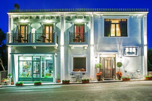 Archontiko Kymis Boutique Hotel