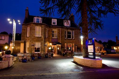 The Glenmoriston Townhouse Hotel