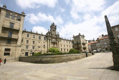 Hospedería San Martín Pinario