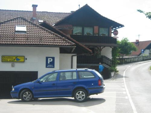 Bed and Breakfast Mili Vrh