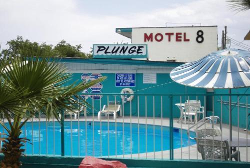 拉斯維加斯8號汽車旅館