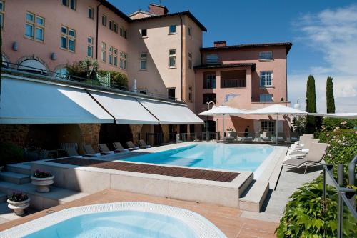 Die 10 Besten 5 Sterne Hotels In Lyon Frankreich Booking Com