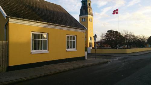 Skagenhus ved Kirken