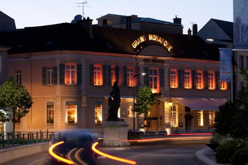 Best Western Hôtel Spa Grand Monarque