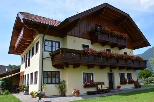 Appart Weisse Urlauben am Wolfgangsee
