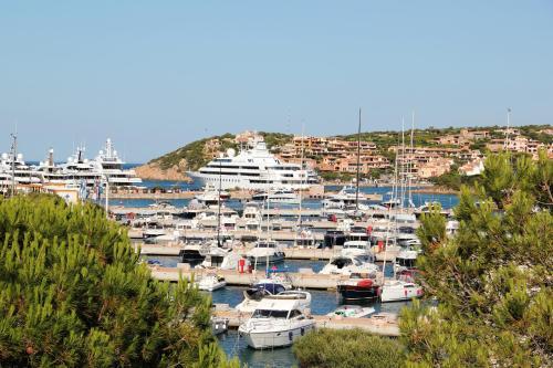 Exclusive Marina Apartment Porto Cervo