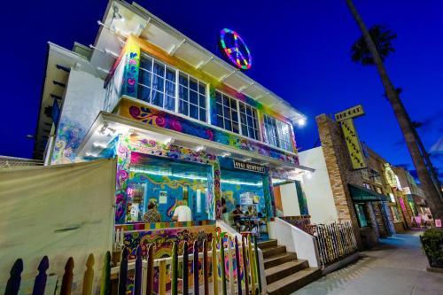USA Hostels Ocean Beach