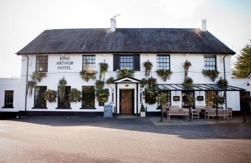 The 10 Best Hotels In Gower Peninsula United Kingdom King Arthur Hotel