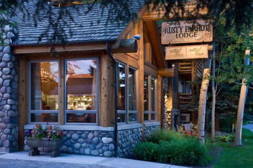 The Rusty Parrot Lodge and Spa