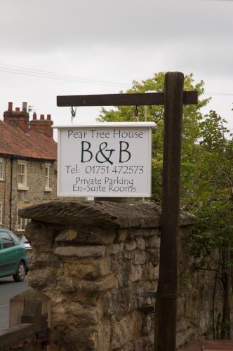 Pear Tree House B&B