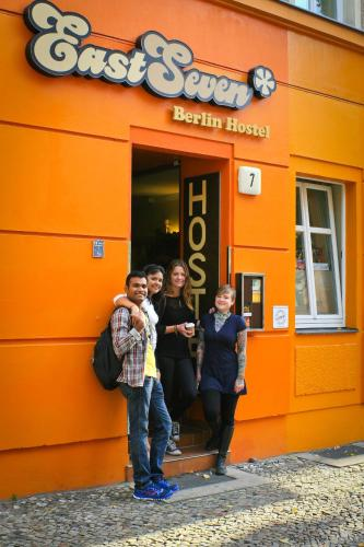 EastSeven Berlin Hostel