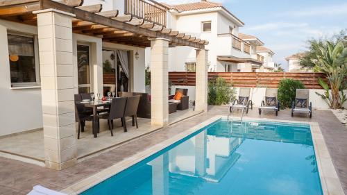 Oceanview Villa 154