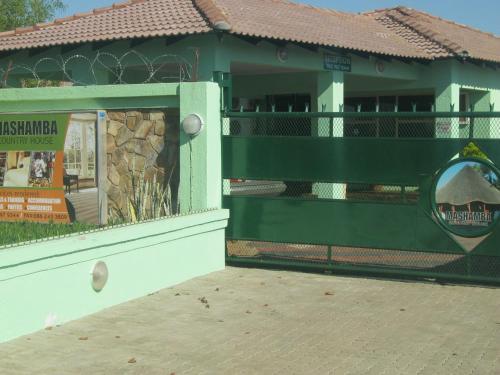 Mashamba Country House