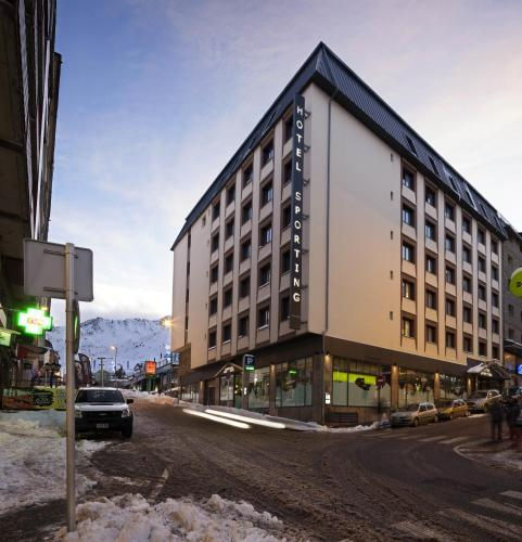 De 10 beste luxe hotels in Andorra | Booking.com
