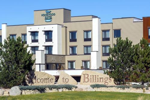 Homewood Suites by Hilton Billings