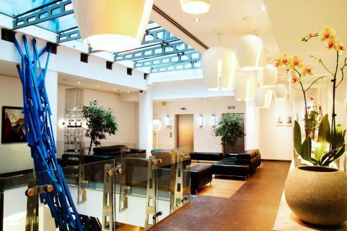 아쿠아 호텔 브뤼셀