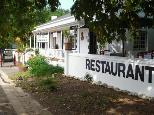 Old Mill Guest House & Restaurant