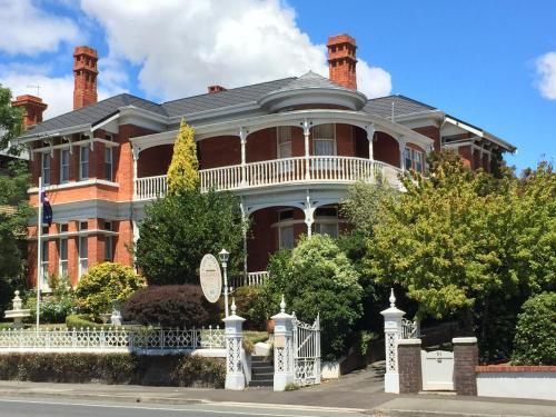 Kilmarnock House Edwardian Accommodation