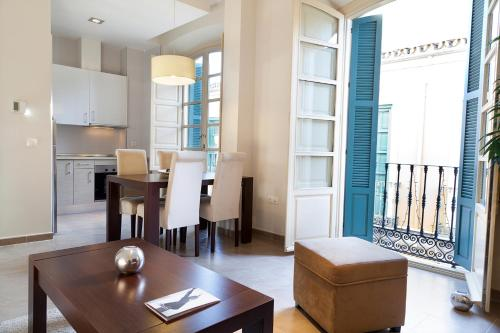 Apartamentos Pinar Malaga Centro