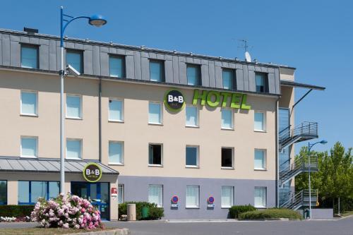 B&B Hôtel Châlons-en-Champagne