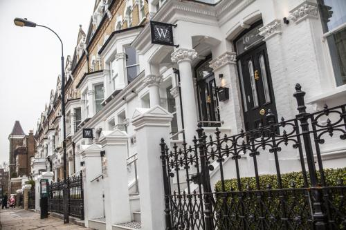 The W14 Hotel This Is A Preferred Property They Provide Excellent Service Great Value And Have Brilliant Reviews From Booking Guests