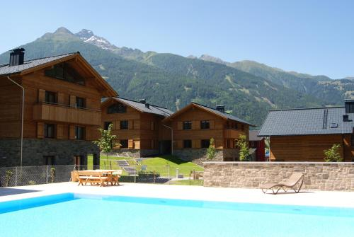 Alpinpark Lodges Matrei