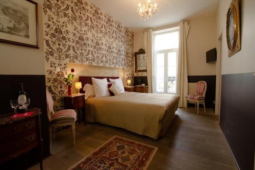 Au Coeur de Bordeaux - Chambres d'hôtes et Cave à vin
