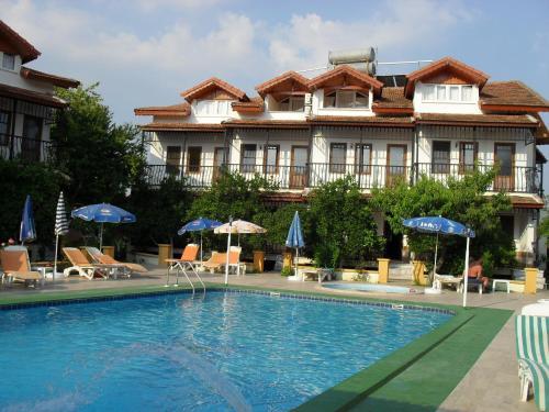 Villa Ozalp Apartments
