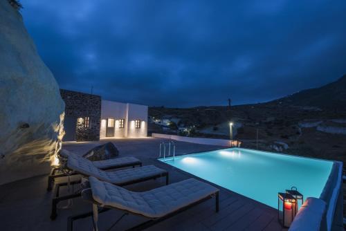 I 10 migliori posti dove soggiornare a Emporio Santorini, Grecia ...