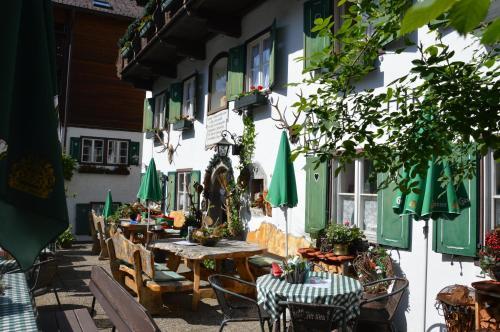 Platzhirsch zur alten Wagnerei