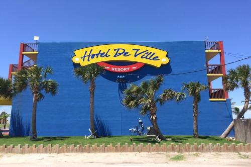 The 10 Best Motels In Corpus Christi Usa Hotel Deville