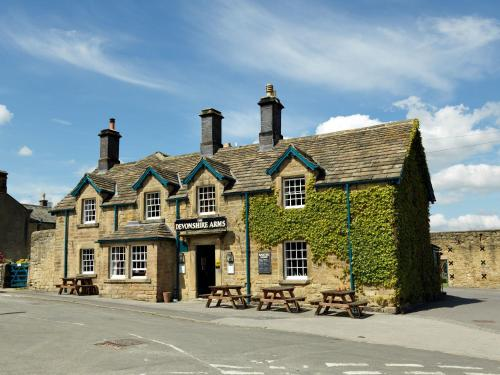Devonshire Arms at Pilsley