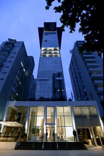 Description For A11y Hotel Emiliano Jardins Sao Paulo