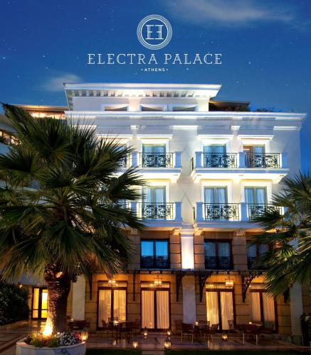 Electra Palace Athens This Is A Preferred Property They Provide Excellent Service Great Value And Have Awesome Reviews From Booking Guests