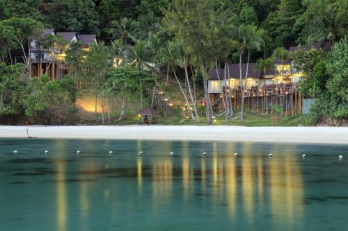 Manukan Island Resort by Sutera Sanctuary Lodges