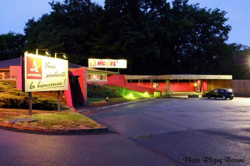 Autogrill Beaune Tailly - Paris vers Lyon