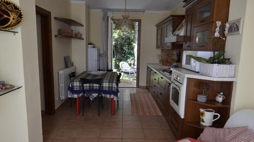 Rinaldi's Apartment