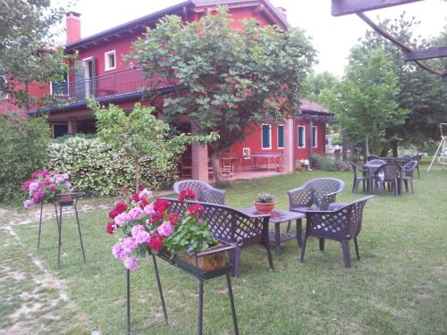 Casa Rosso Veneziano