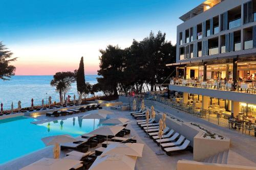 Die 10 Besten 4 Sterne Hotels In Porec Kroatien Booking Com