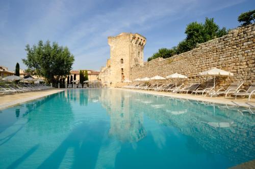 hôtel de luxe aix en provence