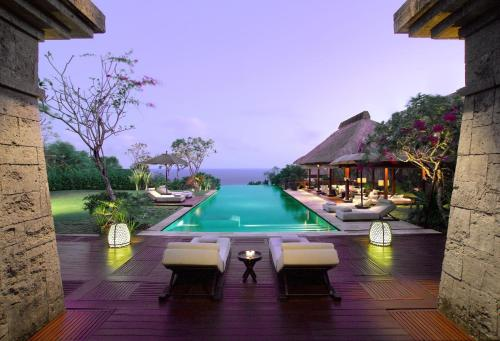 Superbe Bulgari Resort À Bali