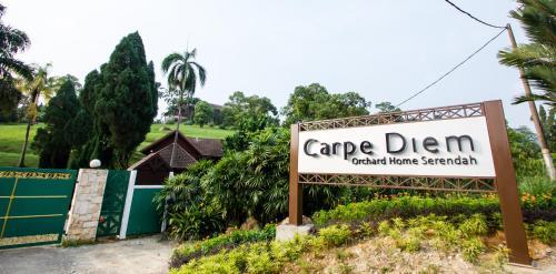 Carpe Diem Orchard Home